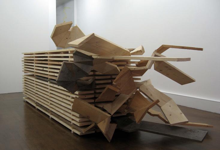 ®Philippe Poupet, galerie Marion Meyer, 2009