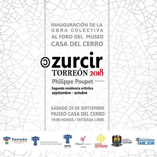 Flyer Inauguracion Casa del Cerro 2018